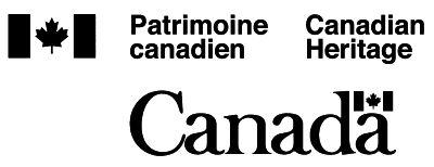 Ministère du Patrimoine canadien