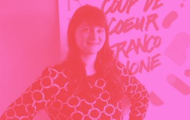 ISABELLE OUIMET SE JOINT À L'ÉQUIPE #CCF17