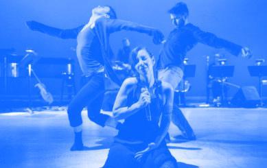 Corps amour anarchie / Léo Ferré en tournée