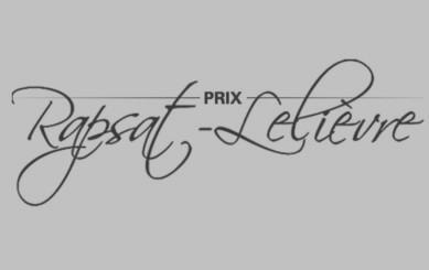 prix rapsat-lelièvre 2019 - prolongation appel à candidatures